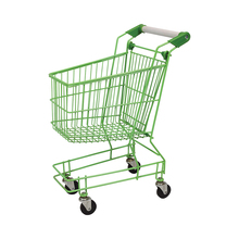 High Quality Mini Supermarket Children Trolley Cart