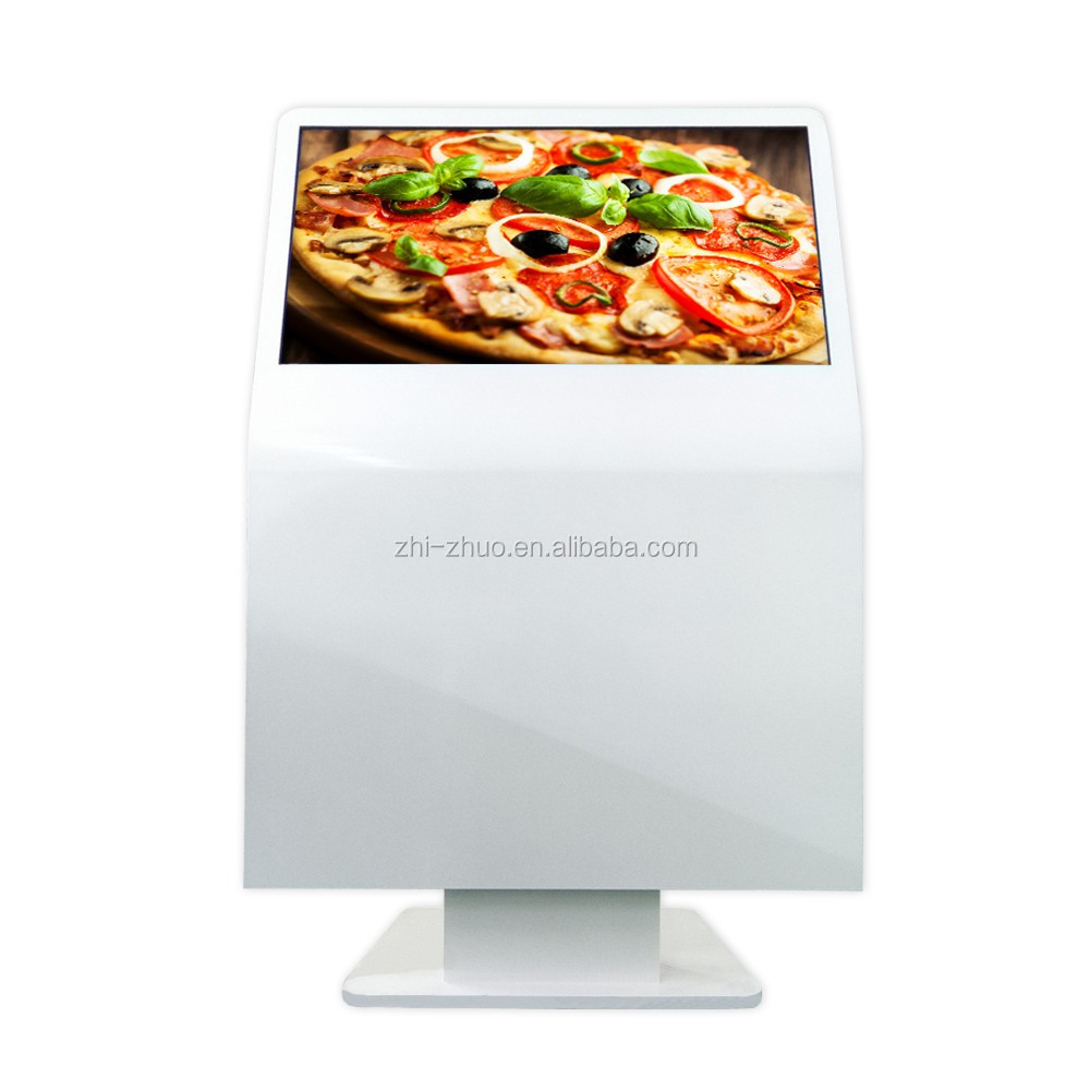 shenzhen lcd advertising display supplier touch screen digital signage kiosk price