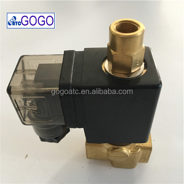 Copper or Stainless steel 3-way water valve