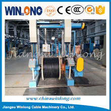 Fiber optic cable machine/ADSS cable production line/Cable sheath equipment