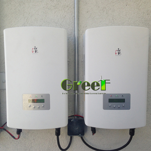 DC Input Inverter Three Phase 6kW Ginlong ac power On Grid Inverter