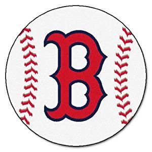 BOSTON RED SOX MLB BASEBALL ROUND FLOOR MAT (29) by Fanmats