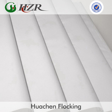 2015 hot sale Polyester microfiber blackout curtain lining white colour fabric