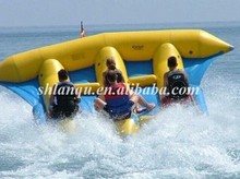 inflatable flying fish tube towable flying banana boat inflatable water toys