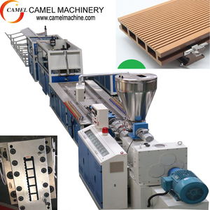 WPC Decking machine /production line /extrusion line