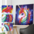 Wholesale DIY 3D diamond painting home decor wall arts