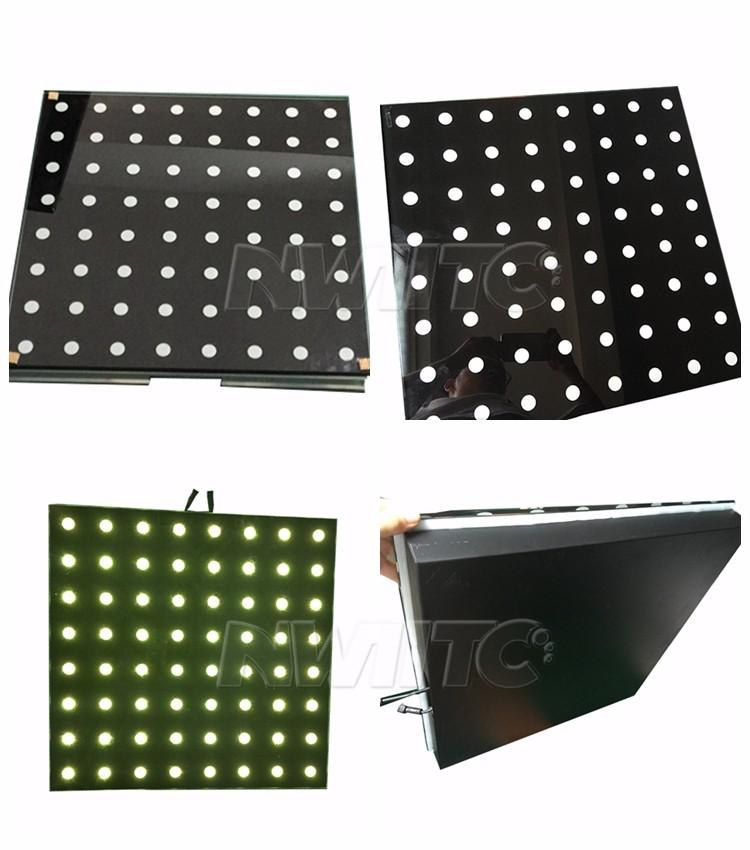 3d Floor Panels : D dmx club led video outdoor dance floor panel tiles