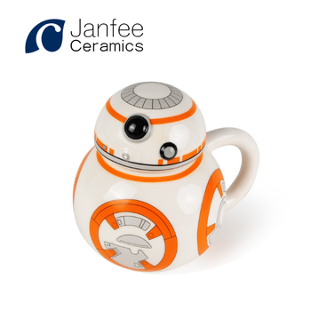 Vandor Sell Impamp; Product Wars Bb 8 Janfee Janfeeceramics Xiamen Ceramic MugView Novelty From Hot Amazon Details Custom Coffee Star oxWrCedB