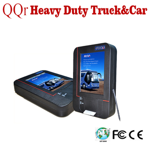 Multi Vehicle Truck Scanner G Scan Diagnostic Tool For Hitachi Mitsubishi Fuso Mercedes Benz Man Cats 2 Heavy Duty Iveco Isuzu