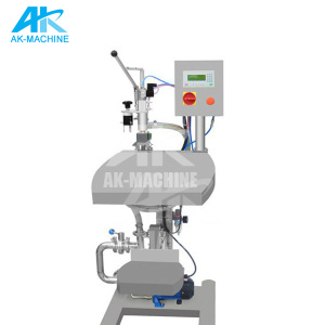 Fruit Juice Filling Machine Use Bag-In-Box Filling Machine/ Liquid Automatic BIB Filling Packaging Machine