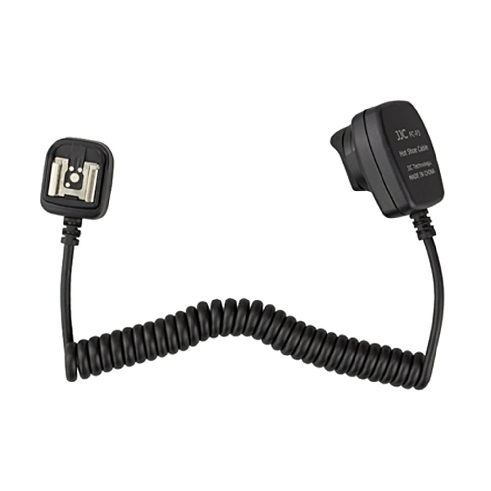 JJC FC-P3 1.4m TTL Off-Camera Sync Shoe flash Cable Connecting Cord For Pentax K-30 K-5 K-R 645D Camera