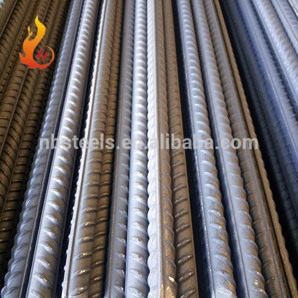 hot rolled ribbed steel bar,rebar theoretical weight chart,HRB400 deformed steel rebar