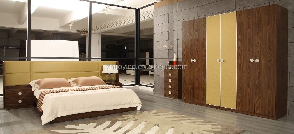 Moderne Holz Neue Modell Türkisch Home Schlafzimmer Möbel Edyo1 ...