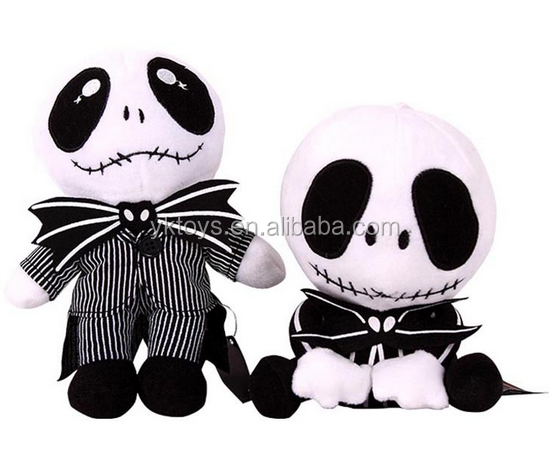 Customized made Halloween plush toy ghost soft plush toy best materal stuffed plush doll toys