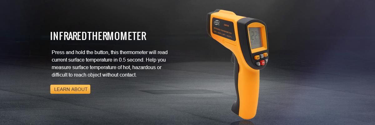 Elektronisch CP-3009 LCD Ultrasonic Tape Laser Point Entfernungsmesser Measure