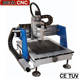 High speed mini 4040 cnc wood carving router for wood, plastic, cnc woodworking engraving machine for small business