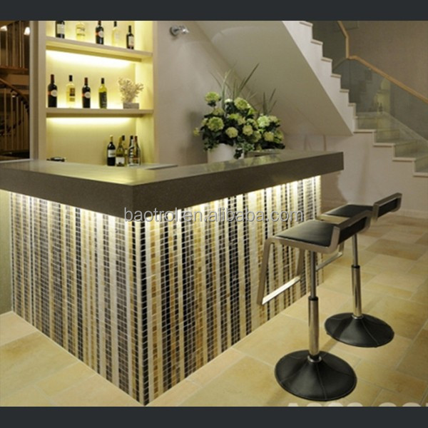 Fantastic Modern Home Led Wine Bar Design Small