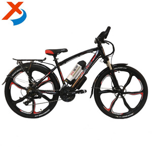 "26"" China suppliers rechargeable electric bike / tianjin mag wheels chopper exercise e-bike / bicycle"