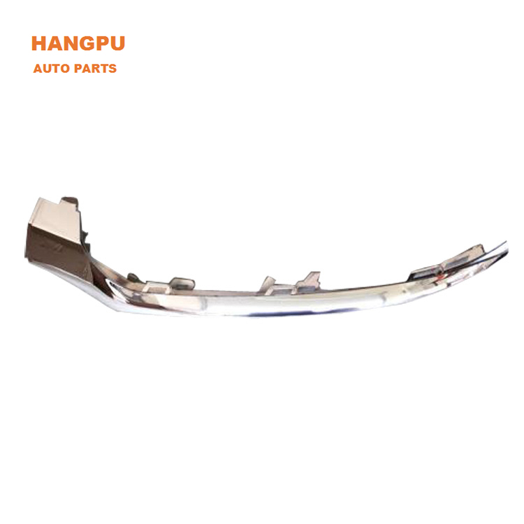 AMG car accessories a205 885 1374 1474 1574 Front Bumper Molding Chrome Pad for Mercedes C Class sport AMG W205 2015'