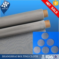 316L Stainless steel 5 micron fuel filters/Stainless steel /Monel Plain dutch weave wire mesh