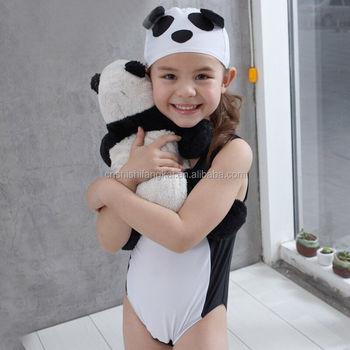 a792557001 Children Kids Girls Panda Prints China Swimwear Factory Manufacturer Stock  Swimwear Swimsuit Bathing Suit Beach Wear Cosplay - Buy Children Kids Girls  ...