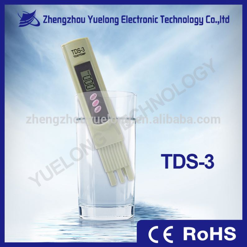waterproof low cost tds ph measuring instruments tds pen meter price