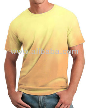 Color Changing Shirts >> Thermochromic T Shirts Color Changing Tshirts Orange To Yellow