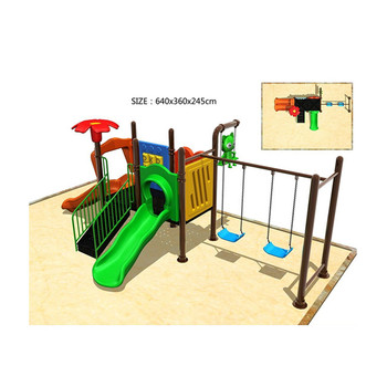 Toddler Climber And Slide Playground Kids Slides Swings Plastic Swing Set