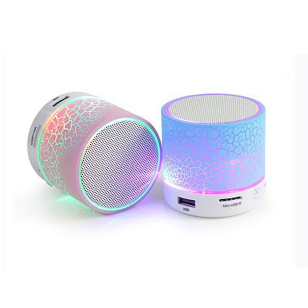 Promotion blue tooth <strong>speaker</strong> portable music mini bluetooth <strong>speaker</strong> with led light