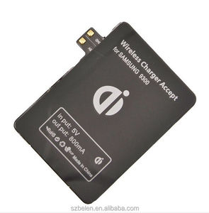 Qi Wireless Charger Receiver For Galaxy S5 Mini Size