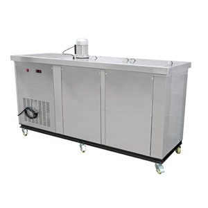1ton large scale commercial block ice maker