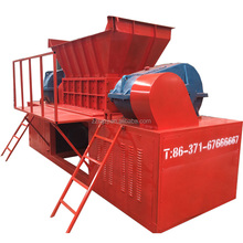 Twin shafts krachtige E-Afval <span class=keywords><strong>Shredder</strong></span>