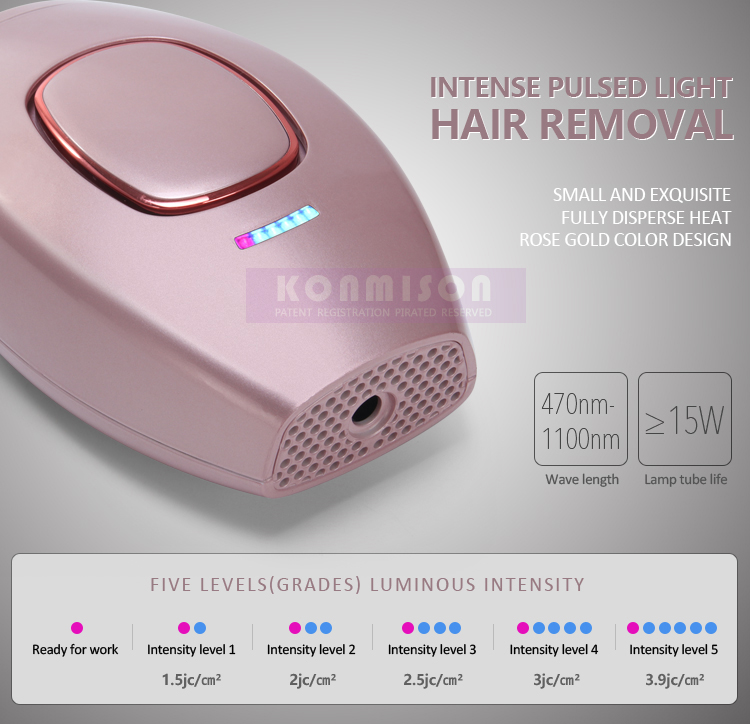 Intense Pulsed Light Hair Removal Machine(SC329) (5)