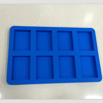 high temperature resistant silicone soap molds