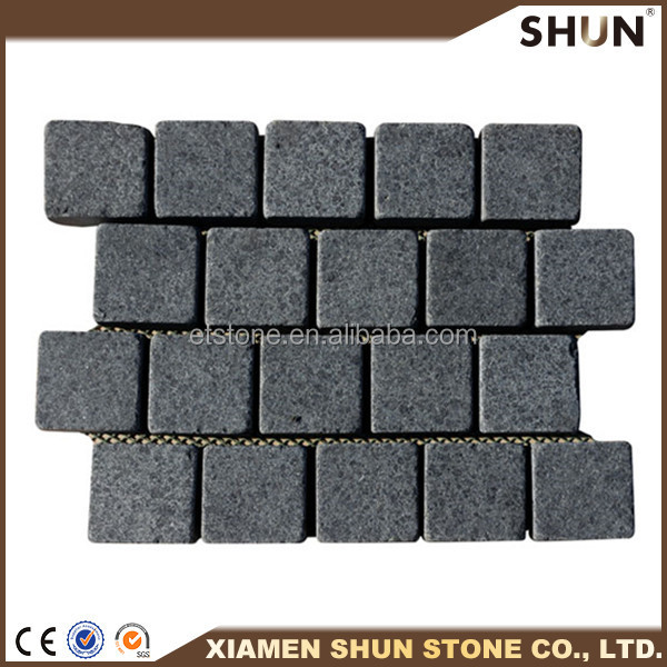 Granite Cube Outdoor Paving Tiles,