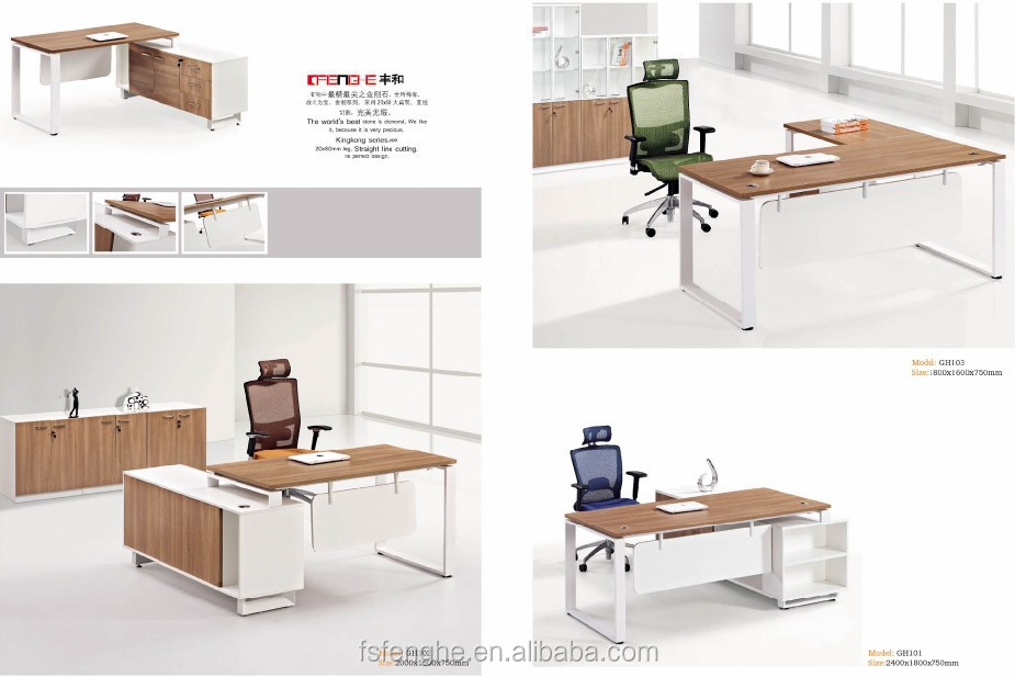 foshan classic office desk design,office desk specifications,cheap ...
