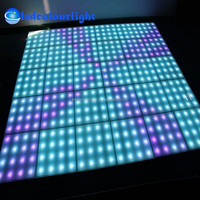 12v DMX rgb night club led dancing floor dj lighting