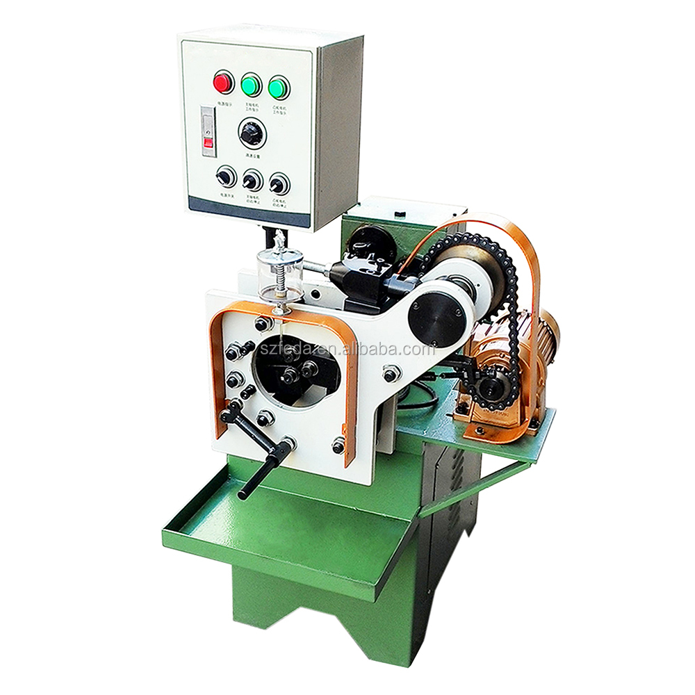 FEDA tobacco automatic rolling machine industrial automatic cigarette rolling machine used thread grinding machine
