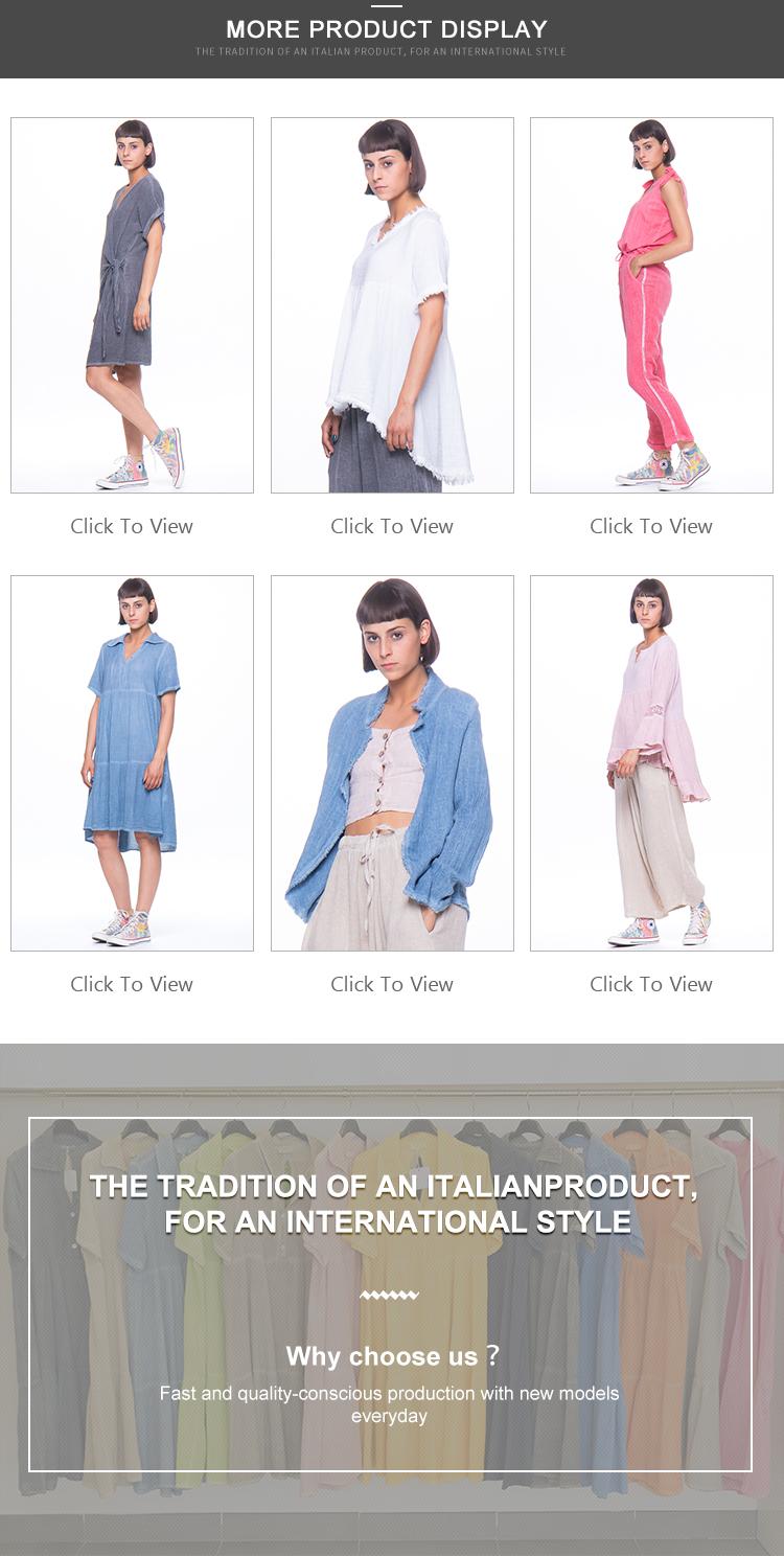 Neue Mode Großhandel Oem Frauen Ärmel Overalls
