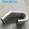 no polish wall thickness 2 inch stainless steel exhaust pipe J bends