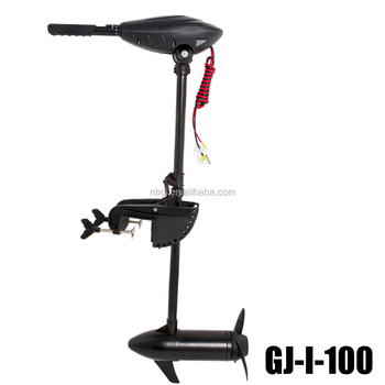 55lbs saltwater electric outboard motor folding handle for Cheap saltwater trolling motor