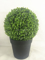 Artificial Topiary Ball Tree Plants for Garden Home Decoration