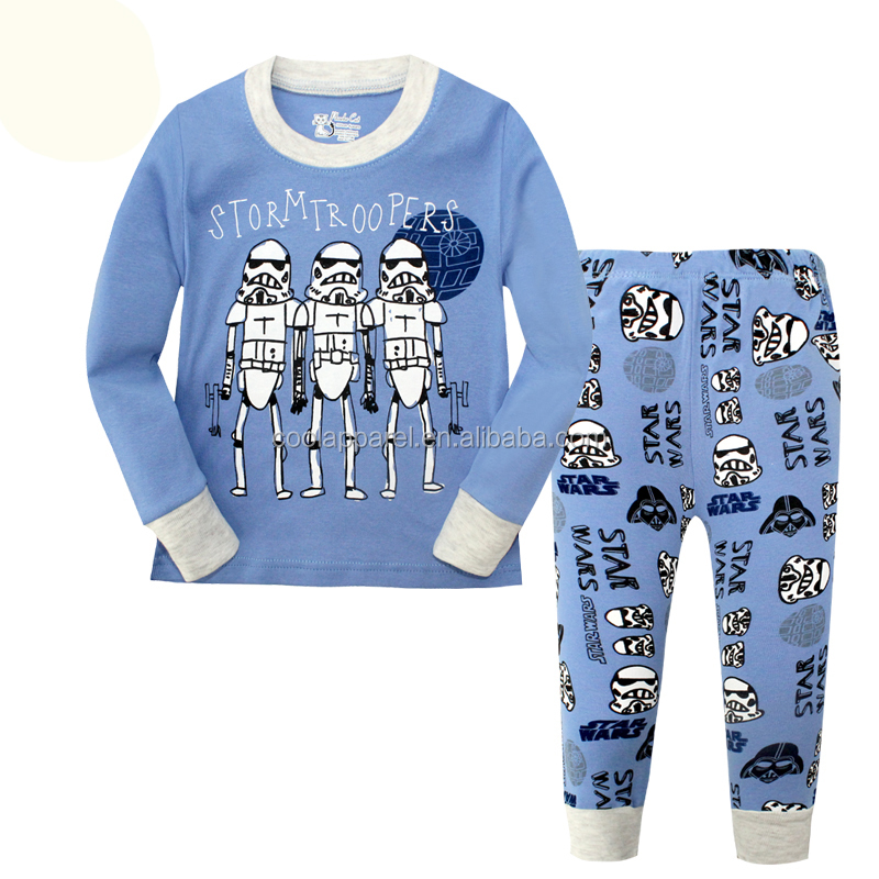 wholesale OEM service winter cotton kids pyjamas wholesale