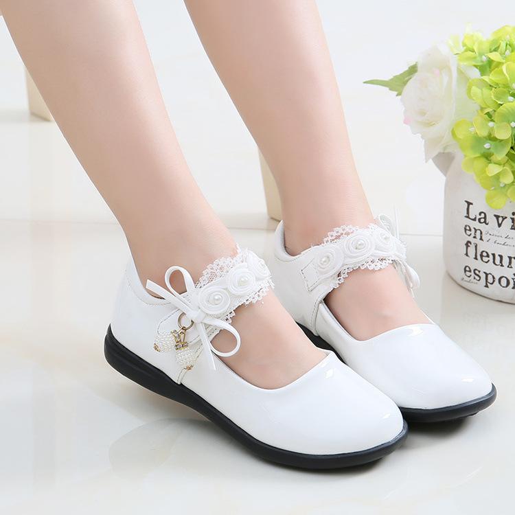 احذيــ' ــہ طفوليــہ New-design-kids-fashion-high-heel-shoes