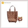 Promotional foldable plastic pp woven shopping nylon bags