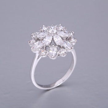 Diamond Ring Design For Women Fashion Trend Ring 2018 Sample