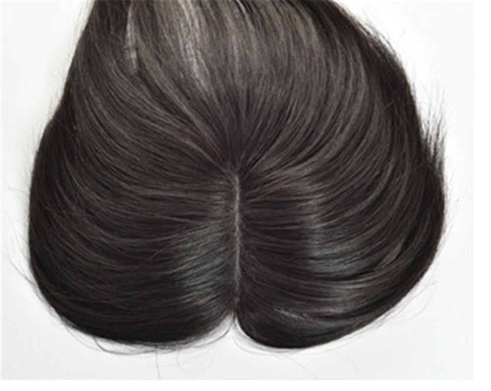 Buy Remeehi New Women Toupee Human Hair Extension Lace Hair Piece