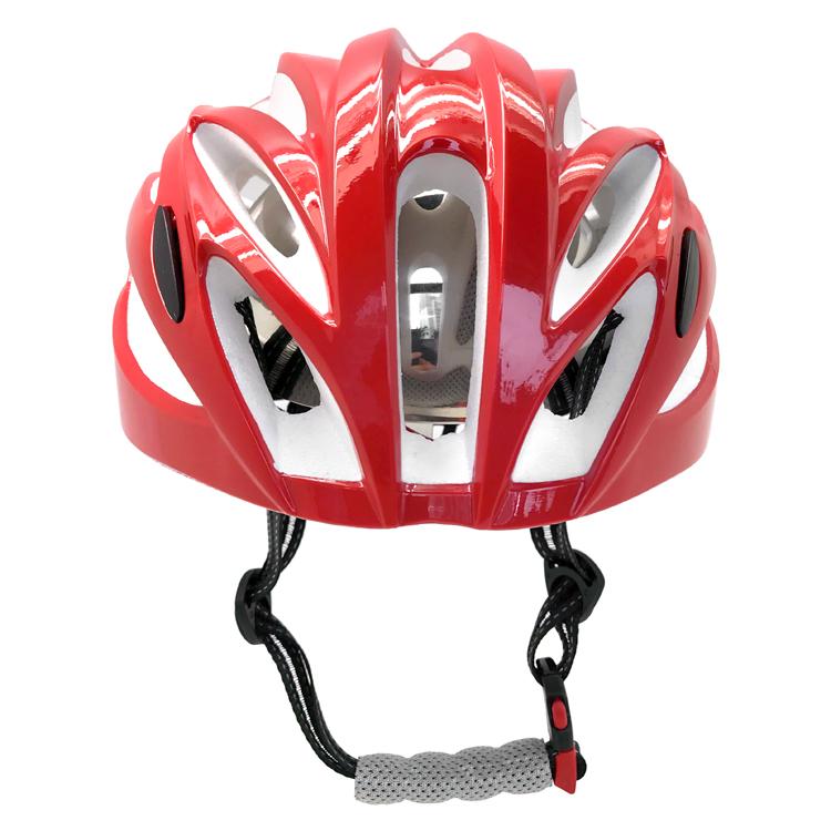 Light Weight In-mold Road Racing Bike Helmet 3
