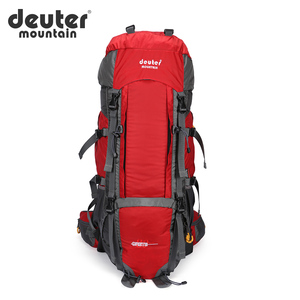 Outdoor pro big camping bag hiking backpack 75l 80l