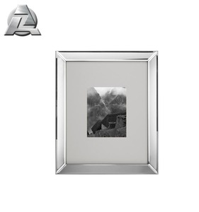 aluminum frame photography, glass mirror photo frame 8x10, kids picture frames